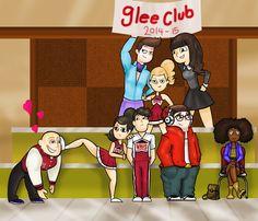 Lo q hallé #Glee @itsmarshallw @BillyLewis90 @lauradreyfuss @msleamichele @chriscolfer @becbecbobec @Sammie_Ware Noah