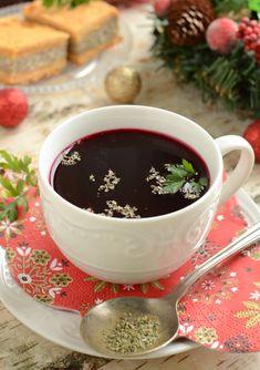Barszcz czerwony (bez zakwasu) Chocolate Fondue, Keto, Desserts, Impreza, Food, Meals, Weihnachten, Tailgate Desserts, Deserts