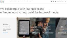 Google News Lab ayudará a periodistas e informadores a descubrir y publicar noticias en línea