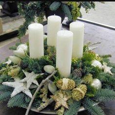 News, - Carla's Decoration Ideas Christmas Advent Wreath, Real Christmas Tree, Woodland Christmas, Coastal Christmas, Christmas Crafts, Advent Wreaths, Christmas Tablescapes, Christmas Table Decorations, Advent Candles