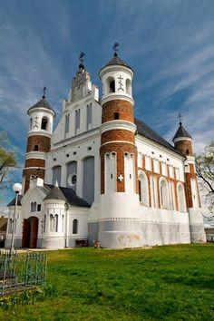 Iglesia de la Natividad de la Virgen, Murovanka