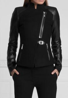 Mulan Jacket - Women's Outerwear   Anne Fontaine