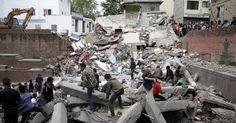 PEDRO HITOMI OSERA: Principais catástrofes naturais no mundo em 2015 !...