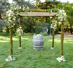 Fleurs de France - Sonoma, Napa, Wine Country Wedding Florist & Event Design - Rentals