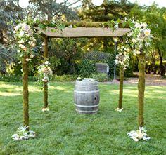 Fleurs de France - Sonoma, Napa, Wine Country Wedding Florist & Event Design - Rentals