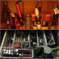 Organize ALL beauty products How To
