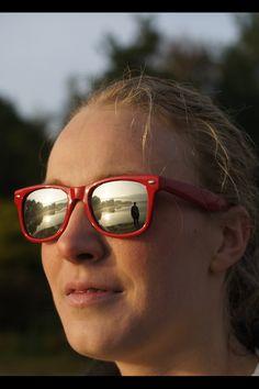 Spiegeling bril
