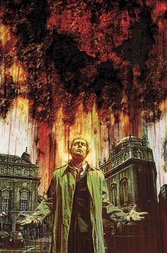 Hellblazer #253 by Lee Bermejo.