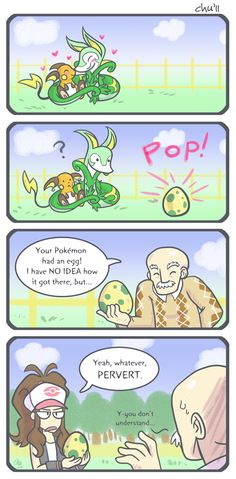 LOL. I am going to now imagine this when I receive a pokemon egg