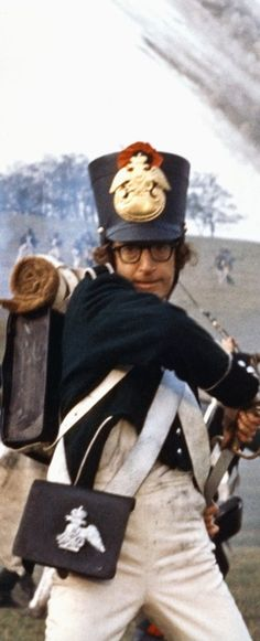 Woody Allen in Love and Death (1975)