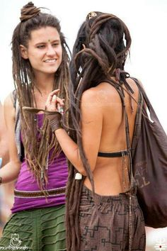 Sexy Teen Dreadlocks Clips 12