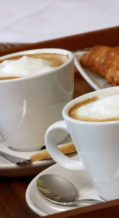 Great Cappuccinos