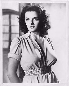 Details about Jane Russell Vintage Photo Old Hollywood Stars, Vintage Hollywood, Hollywood Glamour, Hollywood Actresses, Classic Hollywood, Hollywood Icons, Jane Russell, Russell Howard, Beautiful Celebrities