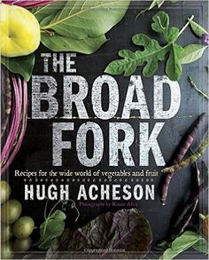 The Broad Fork- Recipes for the Wide World of Vegetables and Fruits http://www.bookscrolling.com/the-best-cook-books-of-2015-a-year-end-list-aggregation/