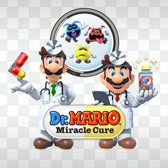 Doctor Mario Miracle Cure - Doctor Mario and Doctor Luigi - Nintendo