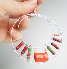 Resistor-earrings2