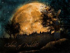 """""""Terre inconnue"""" Colors of Poulili © www.facebook.com/poulili"""