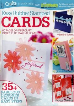 Easy All-Occasion Cards Febrero 2007 - Pililucha - Picasa Web Album