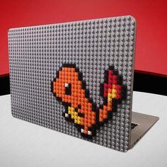 Charmander Pokemon MacBook Case