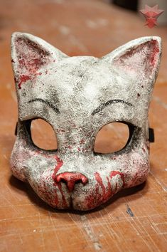 inspired by Anna mask Dead by Daylight cosplay halloween Simple offset: publié 55 dilemmes de Halloween Cosplay, Halloween Masks, Scary Halloween, Creepy Masks, Cool Masks, Scary Costumes, Cosplay Costumes, Mascaras Halloween, Spiderman