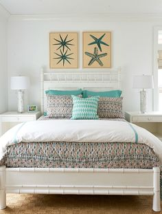 Elegant Beach Home that Lets the Art Shine in every Room - http://beachblissliving.com/beach-home-wall-art-ideas/