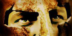 Gérard Butler as Leonidas from the movie 300