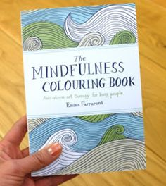 Happy Times, mind your head: Adult Colouring to help with anxietyDoes this work...