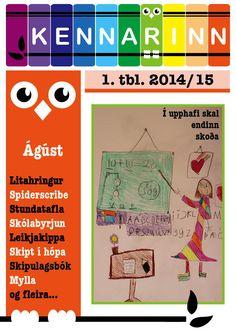 Vefrit Kennarans, 1.tbl. ágúst 2014 - kennarinn.is