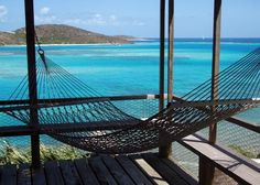 Relax in a Hammock in the BVI