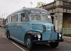 1948/50. Leyland Comet Coach
