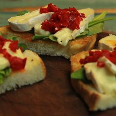 Gourmet Recipes, Mexican Food Recipes, Vegetarian Recipes, Snack Recipes, Healthy Recipes, Club Sandwich Recipes, Health Snacks, Queso Brie, Easy Healthy Breakfast