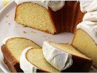California Lemon Pound Cake Recipe