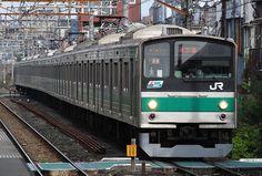 205 Kei Saikyō Line 205系-埼京線