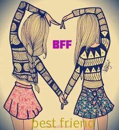 BFF(best friend)