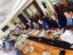 13/4/2017. Conferenza Stampa 42° Mostra Mercato dell'Artigianato della Valtiberina Toscana (Anghiari, 22 Aprile - 1 Maggio 2017)