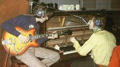 The Beatles in studio recording Sgt. Abbey Road, John Lennon, Beatles Sgt Pepper, Richard Starkey, Lennon And Mccartney, The Fab Four, Lonely Heart, Music People, Ringo Starr