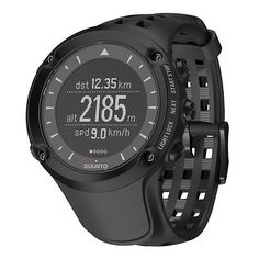 The Suunto Ambit2 Black is many things, so many things in fact, that it seems improper to just call it a watch. It has built in GPS and maps, it...