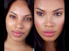Natural Makeup Look Tutorial