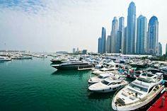 Yachts of Dubai
