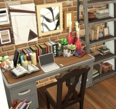 My Sims, Sims Cc, The Sims4, House Plans, Daisy, Interiors, How To Plan, Gallery, Building