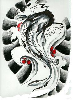 tattoo design japanese - Buscar con Google