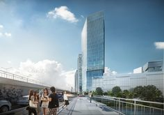 Designed by HENN Architekten. HENN has won first place in the competition to design Kingdee Tower, the headquarters for software company Kingdee in Shenzhen, China. The 44-story...