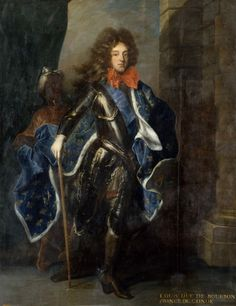 Louis de Bourbon, (10 November 1668 – 4 March 1710) was a prince du sang as a member of the reigning House of Bourbon at the French court of Louis XIV. Styled as the Duke of Bourbon from birt…