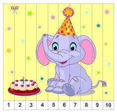 Развивайка - развитие вашего малыша Preschool Learning Activities, Preschool Worksheets, Number Puzzles, Busy Book, Kids Education, Cute Drawings, Easy Crafts, Montessori, Nursery