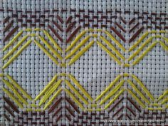 Vagonite pattern