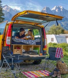 Are you looking to take a camping trip in the near future? Whether you are looking to take a camping trip as a family vacation or a romantic getaway, you may be concerned with . Minivan Camping, Auto Camping, Camping Guide, Camping Hacks, Camping Gear, Kombi Trailer, Kombi Motorhome, Campervan, Mini Camper