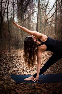 yoga photo shoot yoga poses arkansas photographer