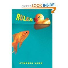 """rules - Great Story and many lessons to learn about """"different"""" people. <3"""