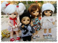 October Meeting 19 | Les 4 miennes !! :) | Stephanie Lefeuvre | Flickr