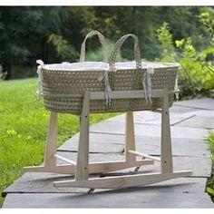 organic moses basket $260.00